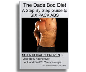 The Dads Bod Diet A Step By Step Guide to SIX PACK ABS'